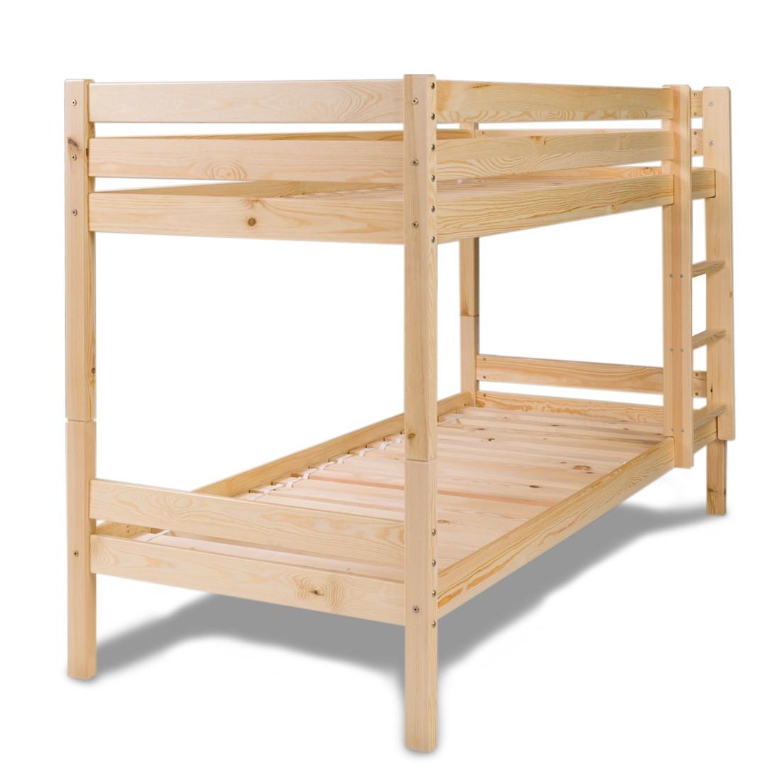 łóżko Piętrowe Leon 90x200
