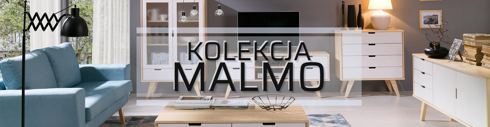 meble skandynawskie Malmo